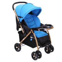 1oc宝宝好婴儿推车可坐可躺轻便折叠婴儿车高景观儿童宝宝小孩手推车