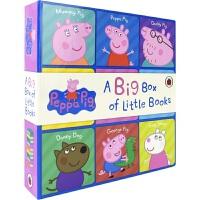 【首页抢券300-100】Peppa Pig A Big Box of Little Books 小猪佩奇 9册礼盒装