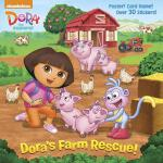 【预订】Dora's Farm Rescue! (Dora the Explorer)