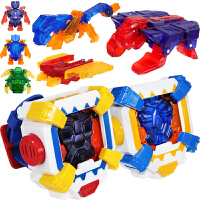 超变武兽泰戈卓锋手表召唤器风虎武兽令牌儿童玩具