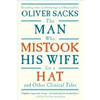 【现货】英文原版 错把妻子当帽子 神经学 畅销认知经典The Man Who Mistook His Wife for