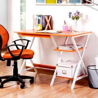 【当当自营】好事达 书桌家用办公电脑桌子一体式写字台2906