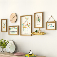 墙面装饰品客厅墙壁挂件墙饰壁饰家居室内创意挂饰品
