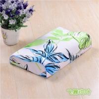 凉席乳胶枕枕套儿童记忆枕50x30枕头套60x40x35夏季夏天