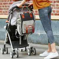 母婴背包轻便双肩包女学生书包男多功能妈妈包大容量外出旅行防盗
