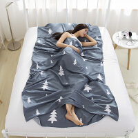 睡袋室内旅行户外用品旅游轻便携式薄酒店隔脏床单纯棉