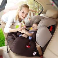 9个月-12岁儿童安全座椅婴儿宝宝车载isofix接口安全椅