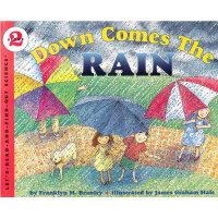 Down Comes the Rain (Let's Read and Find Out) 自然科学启蒙2:雨是哪里来