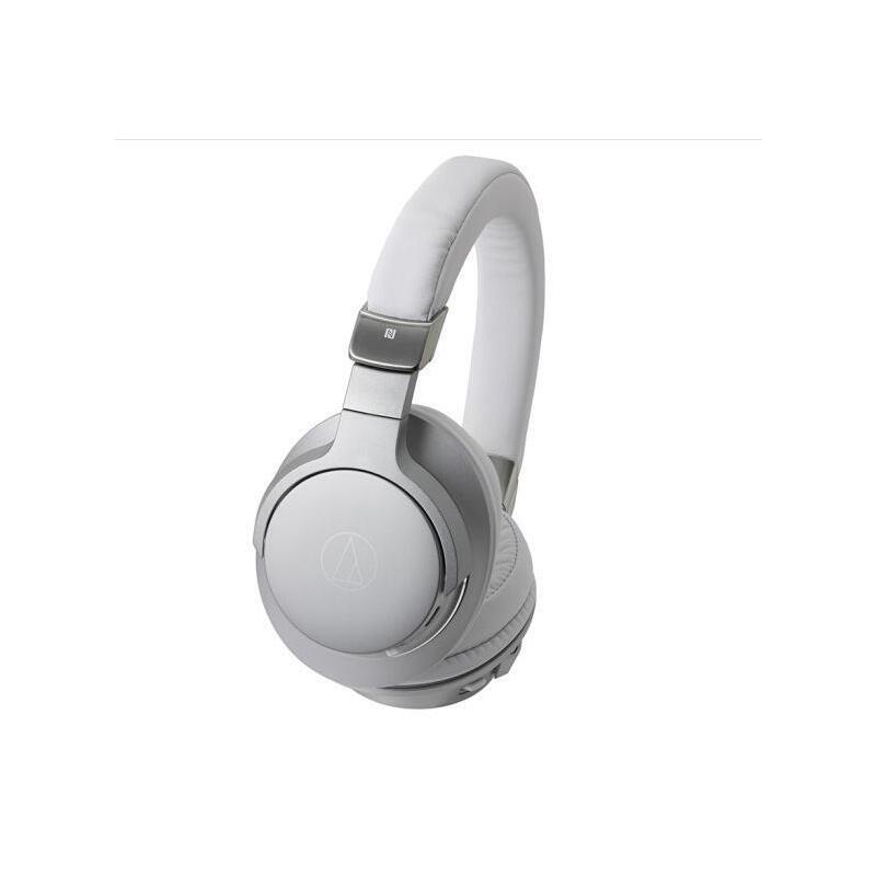 铁三角(Audio-technica)ATH-AR5BT AR5BT便携头戴式无线蓝牙耳机  四个颜色可以选择  NFC智能匹配,清晰通话,商务休闲两 支持aptX解码技术,开启无线HiF新享受,