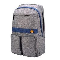 户外双肩包学生书包男女士日常休闲大容量旅行背包 19升