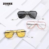 左西男童墨镜夏季儿童眼镜太阳镜男孩时尚韩版洋气潮2021新款潮牌