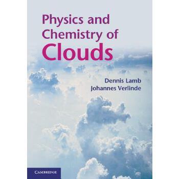 【预订】Physics and Chemistry of Clouds 预订商品,需要1-3个月发货,非质量问题不接受退换货。