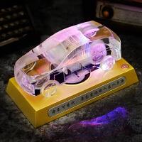 生日礼物男生送男朋友同学浪漫走心的创意diy个性水晶车模礼品定制