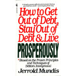 HOW TO GET OUT OF DEBT(ISBN=9780553283969) 英文原版