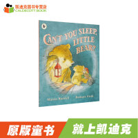 【99选5】英国进口 小熊睡不着 Can't You Sleep,Little Bear 跨越时空的永恒经典平装睡前温馨故事绘本