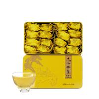 八马茶叶 浓香型铁观音兰花香小浓香3号安溪乌龙茶新茶盒装茶叶125克