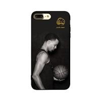 勇士队库里/iPhone 6s手机壳6苹果7plus挂绳硅胶5s篮球 iPhone 7p