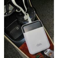 爱国者半岛铁盒 原装波士顿电芯 充电宝 10600毫安小巧超薄便携迷你移动电源