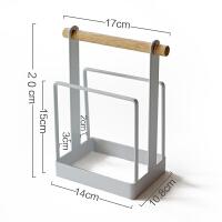 铁艺砧板架菜板锅盖架 厨房砧板架刀具架 多功能置物架收纳架
