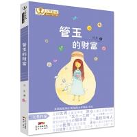 大奖作家励志小说书系:管玉的财富