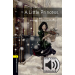 Oxford Bookworms Library: Level 1: A Little Princess MP3 Pa