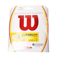 Wilson/威尔胜 网球线 WRZ945900 Synthetic Gut Duramax 16 White 耐久复