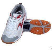 透气舒适拼接网防滑跑步鞋子排球鞋男女运动鞋耐磨训练鞋