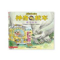 追寻恐龙神奇校车图画书版 儿童百科科普书籍
