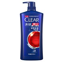 清扬(CLEAR)男士去屑洗发水 多效水润养护型650g