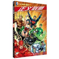 正版 正义联盟起源 DC英雄闪电侠超人蝙蝠侠海王大集合漫画故事书 6-12岁少年儿童自主阅读故事书图画书籍 少年课外阅