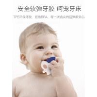 婴儿手摇铃玩具牙胶益智0-3-6-12个月宝宝0-1岁新生幼儿5男女孩8