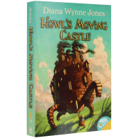 英文原版小说 哈尔的移动城堡 英文版原版 Howl's Moving Castle 宫崎骏动画电影原著小说书 现货正版