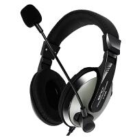 头戴式耳机 笔记本台式机电脑 游戏耳麦 麦克风话筒声丽 ST-2688 套餐一 质量问题一年包换