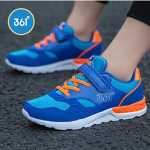 361°童鞋男童运动鞋春秋儿童休闲板鞋大童学生跑鞋 N717505