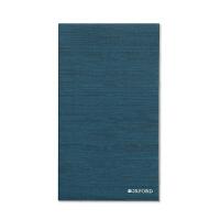 OXFORD AJIN02115-5 靛蓝 160页 彩虹手账本系列 软面抄笔记事本学生笔记本 当当自营