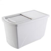 带盖厨房米桶加厚20斤储米箱潮密封大米箱10KG塑料环保米缸