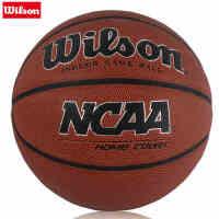 Wilson 威尔胜 篮球 NCAA系列 银主场WB-701S 波浪金至尊 室内外通用篮球