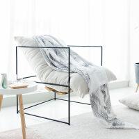 北欧沙发垫四季通用沙发巾棉布艺毛巾毯包非套空调毛巾被J