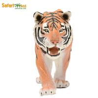 【当当自营】美国Safariltd 野生动物系列 大西伯利亚虎模型1:10