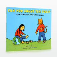 【99选5】美国进口 Can You Count Ten Toes? 你会数脚趾吗?用十种不同的语言数数【平装】