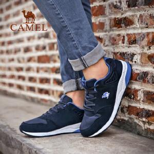 camel/骆驼户外运动鞋男女缓震防滑运动鞋舒适低帮鞋情侣越野跑鞋