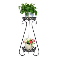 铁艺花架 多层客厅落地阳台吊兰花盘架绿萝花架子花几
