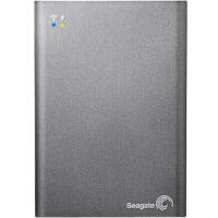 希捷(Seagate) wifi 无线系列 存储设备 1T / 2T USB3.0移动硬盘 灰色 (STCK1000300) 1TB / 2TB