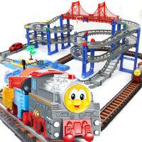 儿童和谐号托马斯小火车套装轨道电动玩具高铁男孩动车3-4-6周岁