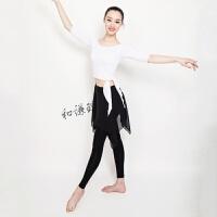 舞蹈练功服女现代舞舞蹈服套装跳舞服装古典舞形体服青春新款
