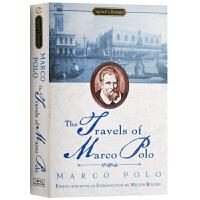 Travels of Marco Polo 历史记录马可波罗游记 英文原版 经典名著 英文版原版书 现货正版进口英语书