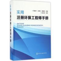 实用注册环保工程师手册 张自杰,王有志,郭春明 主编
