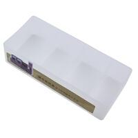 嫁接睫毛收纳盒 美睫工具整理盒种植假睫毛桌面置物架 镊子工具盒