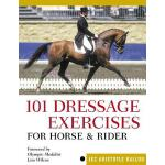 【预订】101 Dressage Exercises for Horse & Rider