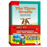 美国加州少儿英语分级阅读(附光盘1共16册) 正版 美国麦格劳希尔教育出版公司 9787553484426
